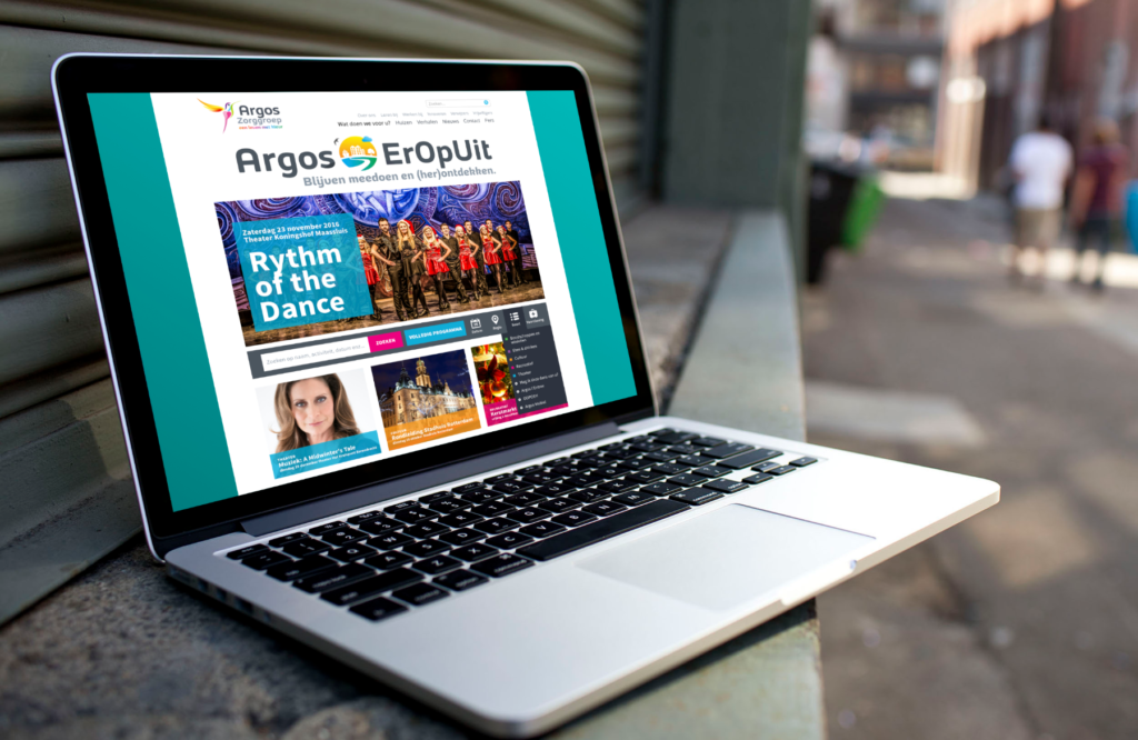 Website Argos ErOpUit