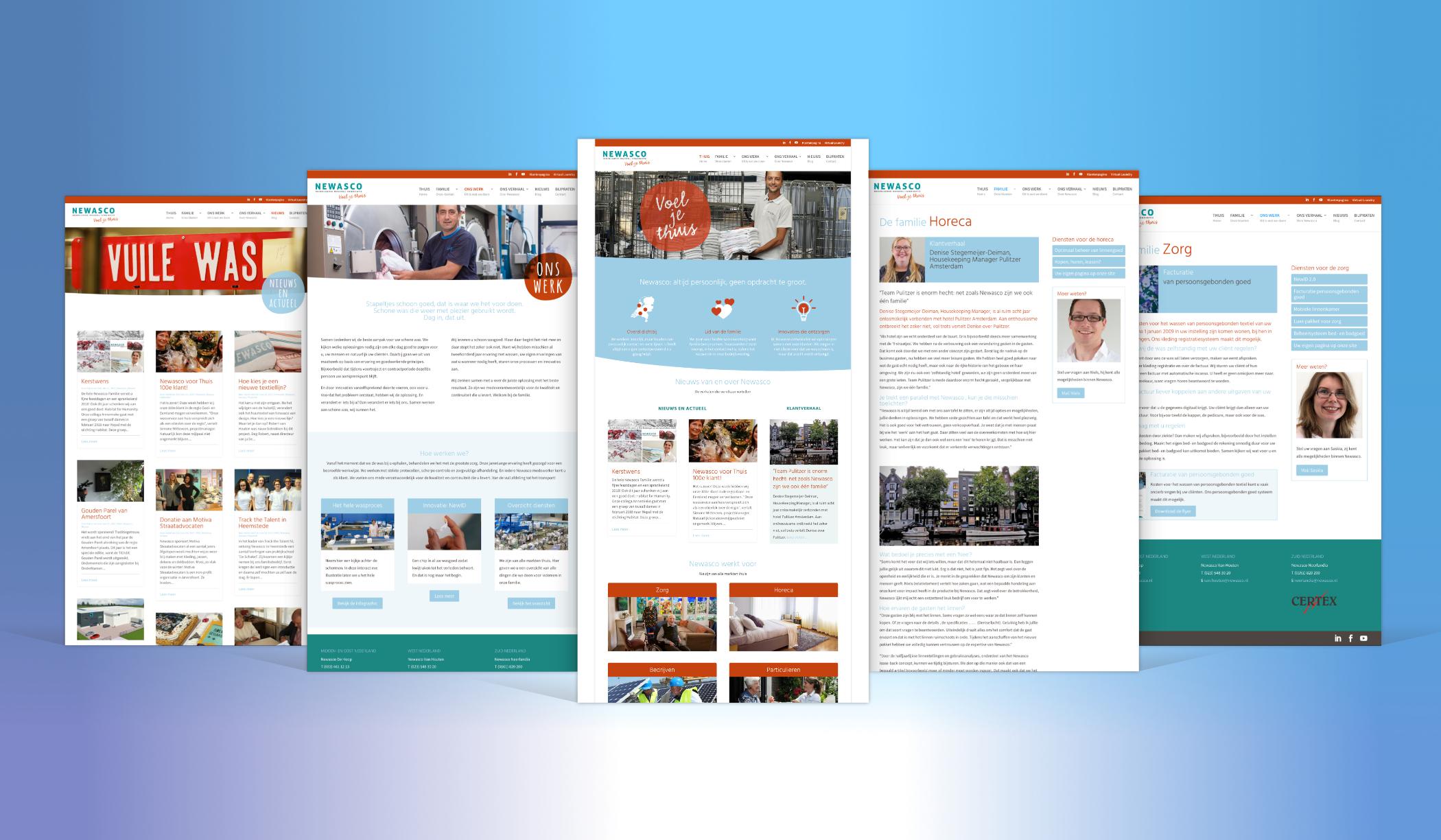 Newasco website