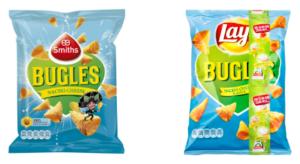bugles rebranding