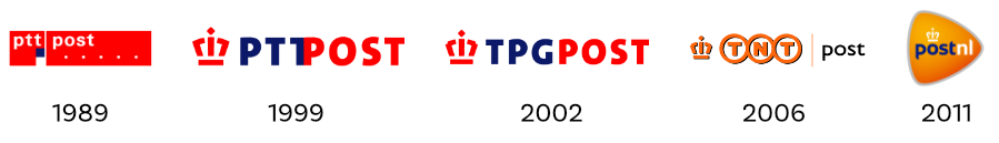 postnl rebranding